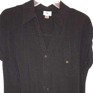 Tops - Black shirt